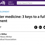 Life After Medicine: 3 Keys to a Fulfilling retirement