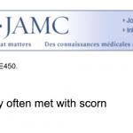 Doctors who retire early often met with scorn